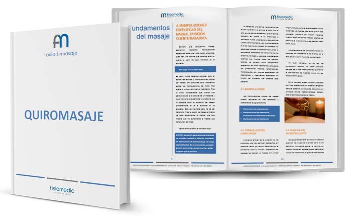 Manual de Quiromasaje Fisiomedic Aula de Masaje